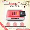 Impresora de la tarjeta del PVC de Seaory