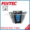 Ручные инструменты Fixtec оборудования 8ПК двойного ключа с открытым зевом,