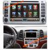 GPSおよびBluetoothのヒュンダイサンタフェのための特別な車DVD