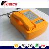 Système imperméable à l'eau d'appel au secours du téléphone Knsp-18 pour des services de pétrole et de gaz