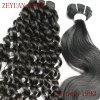 加工されていないバージンのブラジルの毛の完全なクチクラのRemyの毛(ZYWEFT-242)