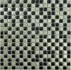 Mattonelle di mosaico di cristallo dell'argento & dell'oro (M8SY117)
