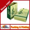 Portador de la bolsa de papel reciclado señoras bolso de compras de ropa (3221)