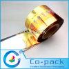 Animal doméstico de aluminio con la película de papel para el empaquetado de la torcedura del caramelo