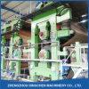 (Dingchen-1575mm) de doble cilindro y doble alambre de papel corrugado línea de producción con 10t / D