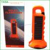 Grande torcia elettrica solare portatile del LED