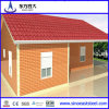 Pre estructura de acero de la casa