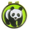 動物の形の金属の磁気ゴルフ帽子クリップマーカー