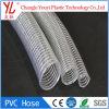 A pressão pneumática chineses claramente económico fibra PVC tubo de borracha trançada