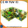 Campo de jogos interno macio plástico dos miúdos comerciais novos do projeto (WK-E928c)