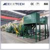 De plastic Verpletterende Machine van de Was van het Schroot van de Flessen van het Huisdier van de Installatie van het Recycling Plastic