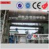 Высокая производительность 500 tpd быстрый известь производственной линии