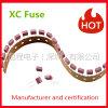 8.4*7.2*4 Square Micro Fusível XC disparo lento com Fusíveis UL certificação VDE 8A 10A