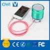 Нейлон способа кабель от 3.5mm до 3.5mm тональнозвуковой вспомогательный