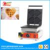 220V Commercial Waffle eléctrico Stick Maker con certificaciones CE