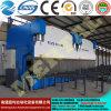 Edelstahl-Platten-Bieger-hydraulische Presse-Bremse CNC-Blech-verbiegende Maschine