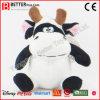 Koe van het Stuk speelgoed van de knuffel de Pluche Gevulde Dierlijke Zachte voor de Jonge geitjes/de Kinderen van de Baby