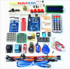 Ново! Супер мега стартер 2560 учя набор для наборов Зуммера-Arduino мотора релеего Arduino 1602LCD RFID