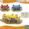 Table en plastique de la maternelle pour les enfants