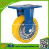 Hochleistungsfußrolle mit Qualität PU-Rad