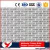 Patrón de larga duración multicolor Cultura Piedra Placa Exterior de pared decorativos