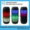 Haut-parleur portatif léger instantané coloré de DEL Bluetooth mini