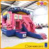 子供(AQ608-6)のためのCombo Bouncer Slides膨脹可能な王女