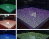 Hochzeits-Verein-Partei-Dekoration-Disco-Panel-Stern leuchten Starlit Portable LED Dance Floor für Verkauf
