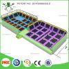 Super haute qualité et l'intérieur du parc commercial Trampoline