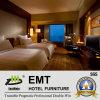 주문을 받아서 만드십시오 호텔 가구 나무로 되는 침실 가구 (EMT-HTB07-1)를