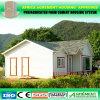Ce y casa modular certificada ISO de la casa prefabricada del envase