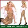 2018 nouveau style de lingerie sexy de conception de Leopard
