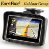 De 4,3 pulgadas de la fábrica de navegación GPS Bluetooth MOTO MOTOCICLETA impermeable