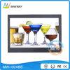 Playback del MP3 MP4 HD di musica della maschera video giocatore della visualizzazione dell'affissione a cristalli liquidi da 10 pollici