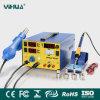 Станции мобильного телефона Yihua 853D+ 3A ремонтируя и паяя