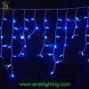 Luzes de piscamento ao ar livre do sincelo do diodo emissor de luz do Natal da decoração