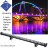Éclairage de couleur de ville du lavage 18PCS LED de mur de la puissance élevée LED
