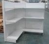 Kreuzspulmaschine Metal Shelf für Supermarket Shelf