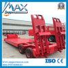 2016 China 40FT en 20FT 3 Axles Flatbed Container Semi Trailer voor Sale