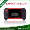 O mais novo! ! ! Lance o Crp Touch PRO Ferramenta de verificação de diagnóstico para o freio de estacionamento eletrônico e ângulo de direção e luzes de óleo e DPF & TPMS é executado no Android