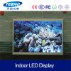 Pantalla de visualización de interior de LED de la etapa del pixel de la alta calidad 5m m