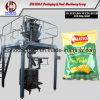 自動ポテトチップか米または軽食またはポップコーンまたはピーナツパッキング機械(DXD-420)