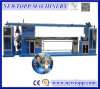 Línea de alta precisión del estirador para el cable (fluoroplastic) del Teflon