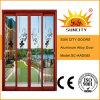O perfil de alumínio o mais barato para a porta da janela (SC-AAD085)
