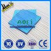 Material de construção 3mm Polycarbonate Sheet de China