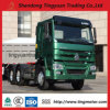 10 camion pesante del trattore di Sinotruk HOWO delle rotelle da vendere