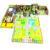 Скольжение оборудования занятности спортивной площадки детей пластичное крытое с сертификатом Ce/ISO