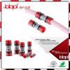 Conetor apto do impulso rápido ótico da fibra para FTTH (cor vermelha ou OEM)