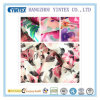 56  Handmade&Knitted 100%년 Polyester Flat Ggt Printed 100d Fabric, 100d*100d/104*76