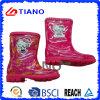 Цветастые ботинки дождя PVC способа для детей (TNK70006)